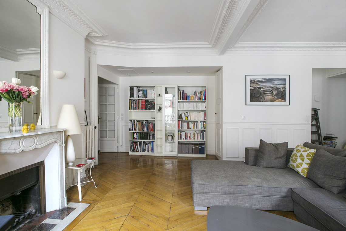 Apartment Paris Rue Beautreillis 6