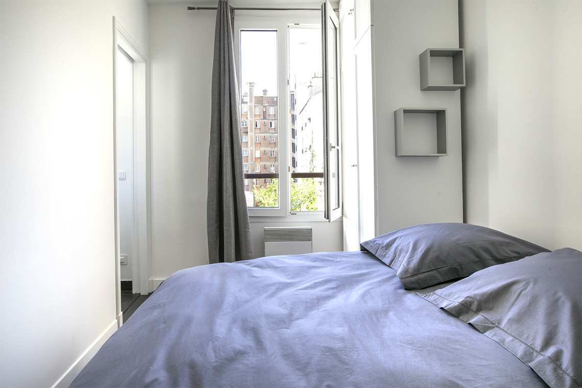 Appartement Paris Rue de Lourmel 11