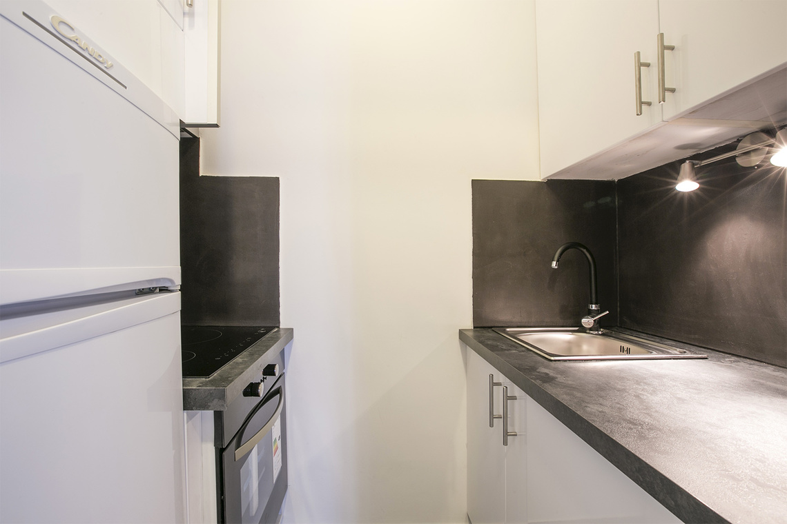 Appartement Paris Rue de Lourmel 7