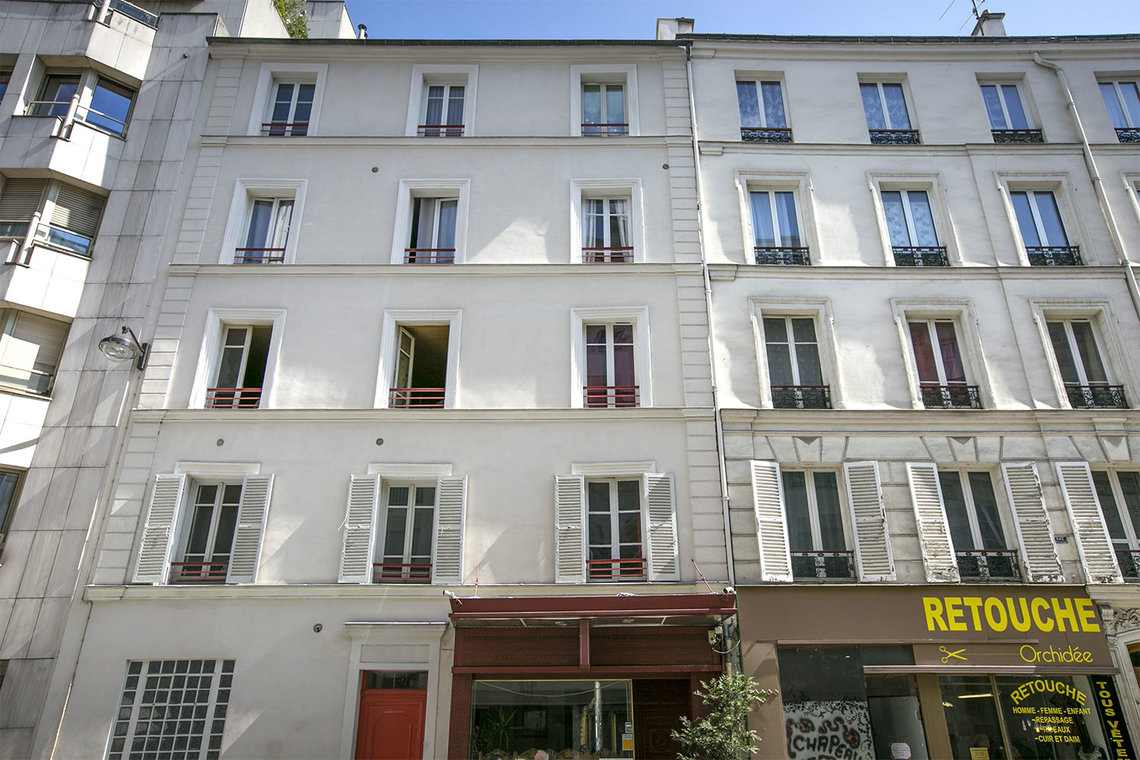 Appartement Paris Rue de Lourmel 15