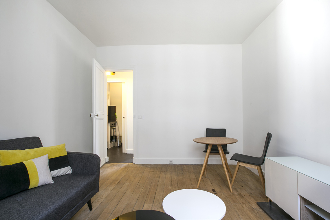 Appartement Paris Rue de Lourmel 4