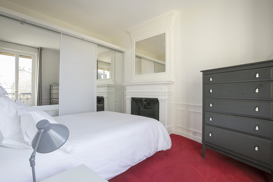 Appartement Paris Boulevard Saint Germain 10