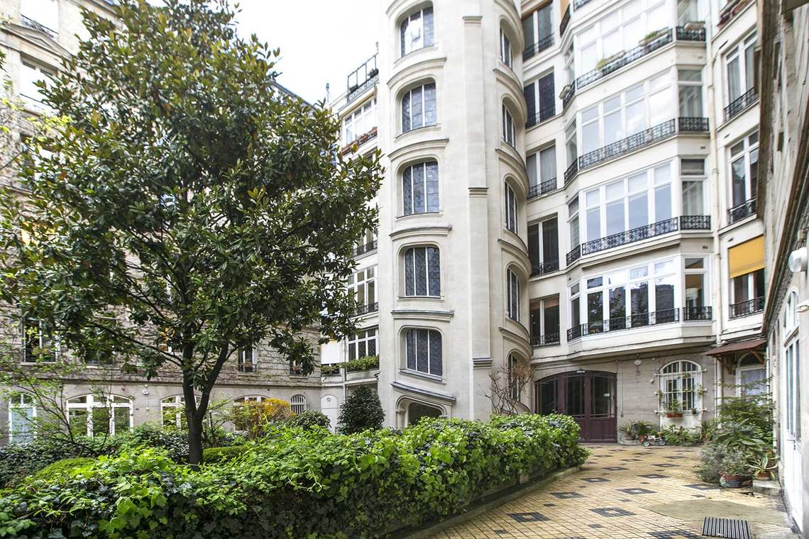 Appartement Paris Boulevard Saint Germain 14