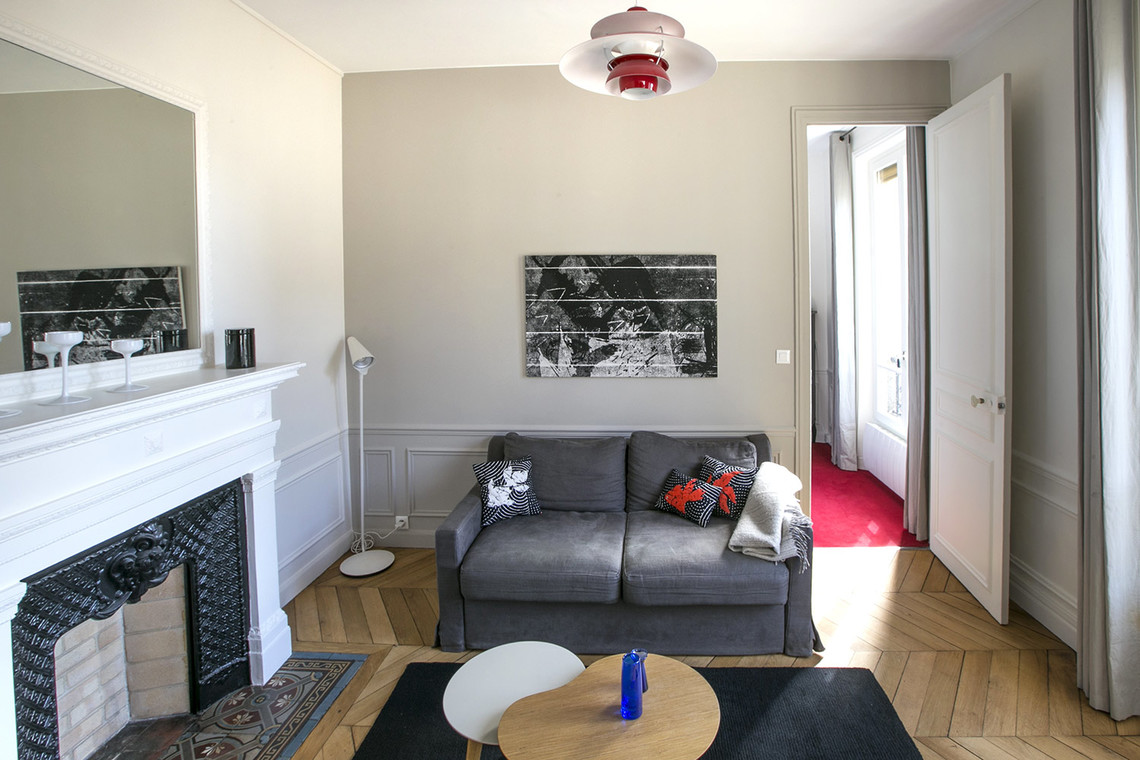 Appartement Paris Boulevard Saint Germain 2