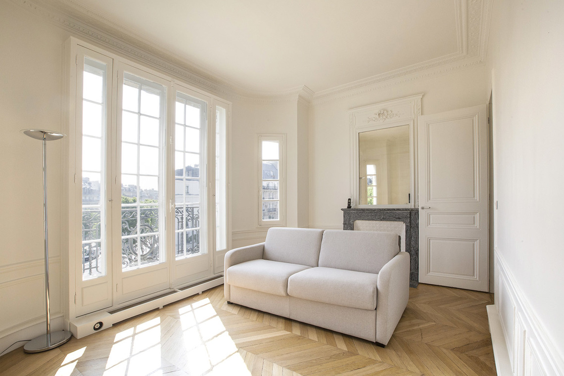 Appartement Paris Rue Delambre 17