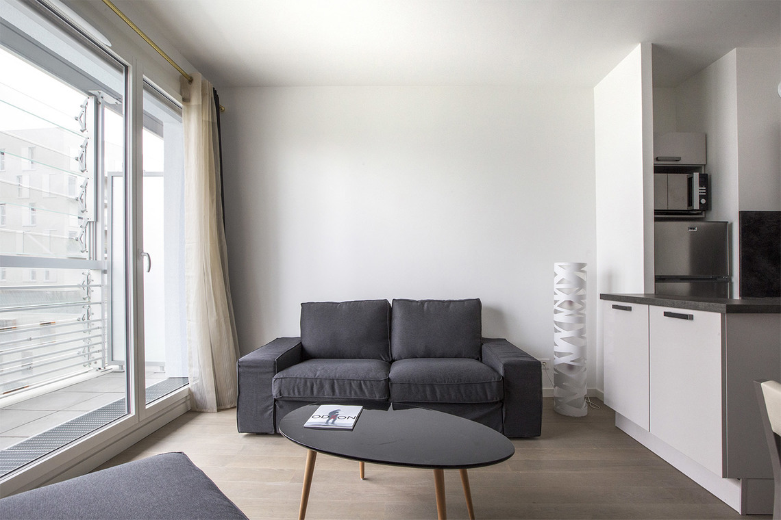 Квартира Paris Rue Gilbert Cesbron 2