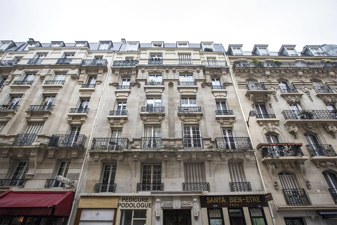 Квартира Paris Rue Fourcade 17