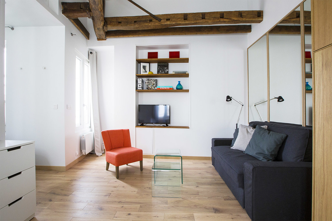 Apartment Paris Rue Dauphine 3