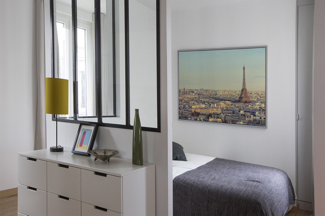 Apartment Paris Rue Dauphine 8