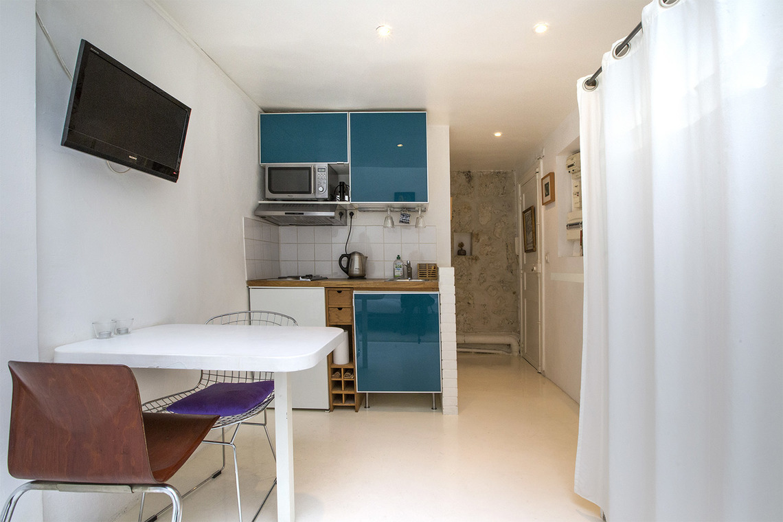 Apartment Paris Rue Tiquetonne 5
