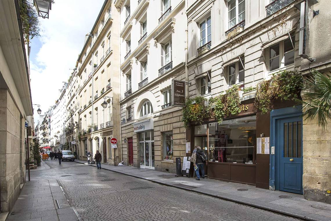 Apartment Paris Rue Tiquetonne 10