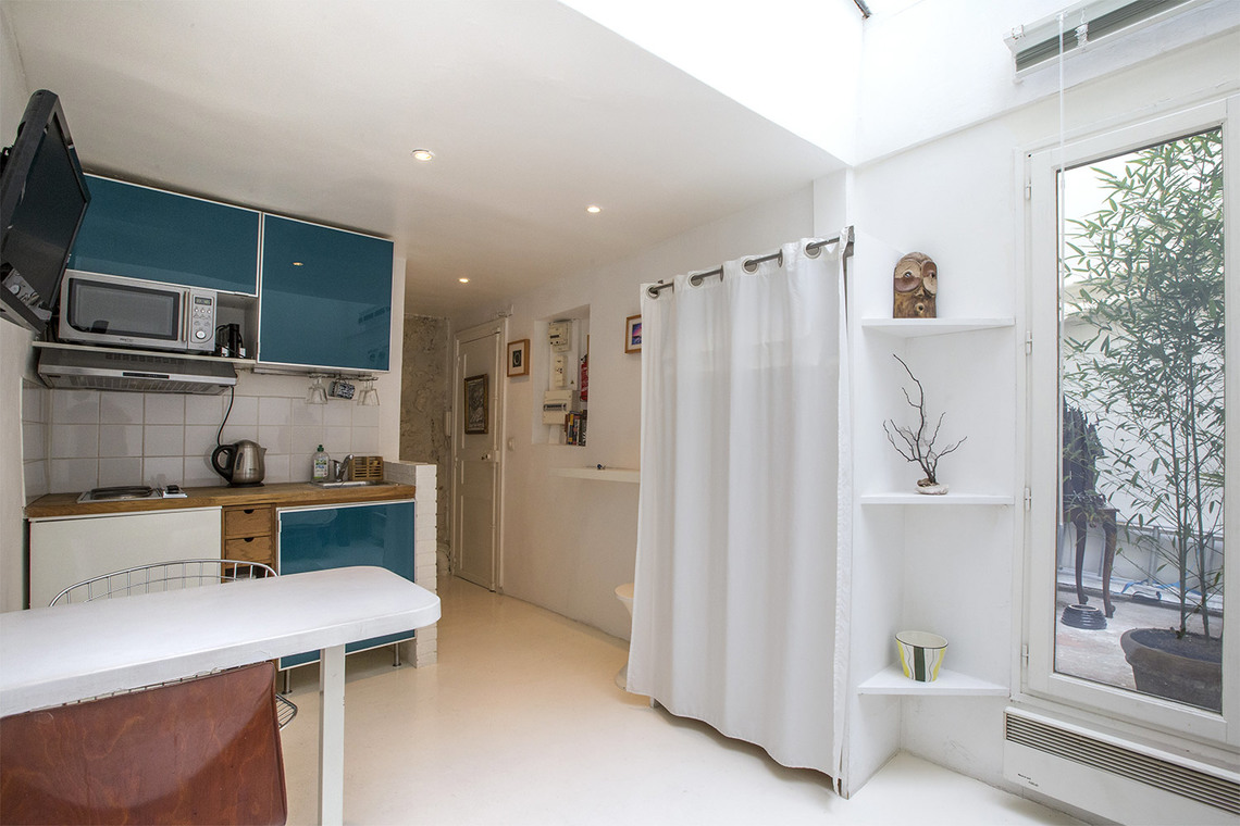 Paris Rue Tiquetonne Apartment for rent