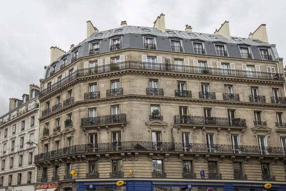 Appartement Paris Rue de Rennes 15