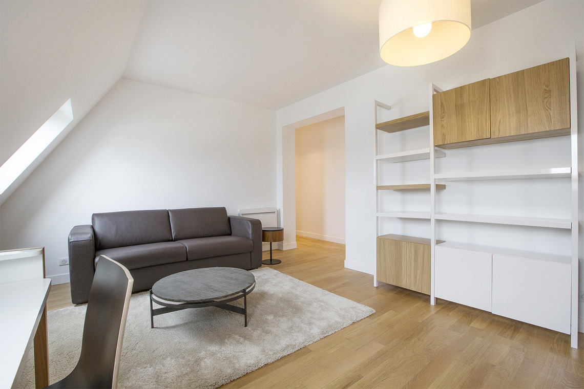 Appartement Paris Rue de Rennes 4