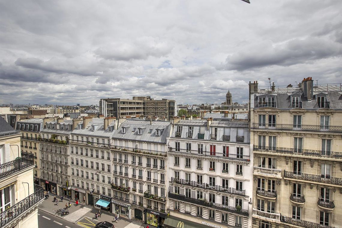 Appartement Paris Rue de Rennes 13