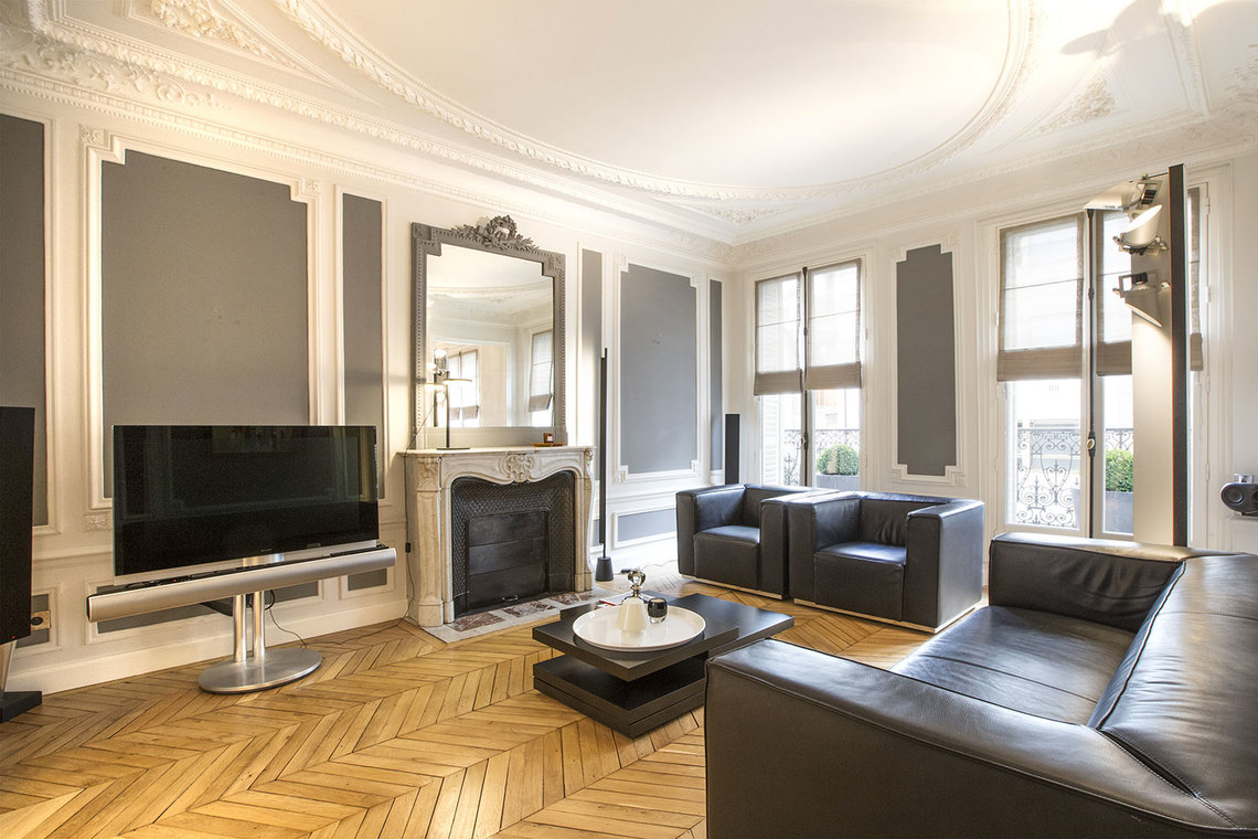 Neuilly-sur-Seine Rue Charles Laffitte Apartment for rent