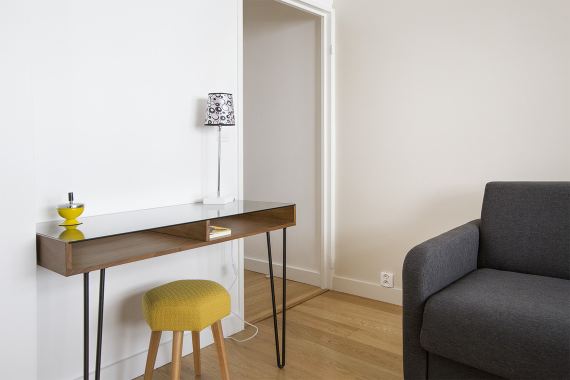 Appartement Paris Quai de l'Oise 5
