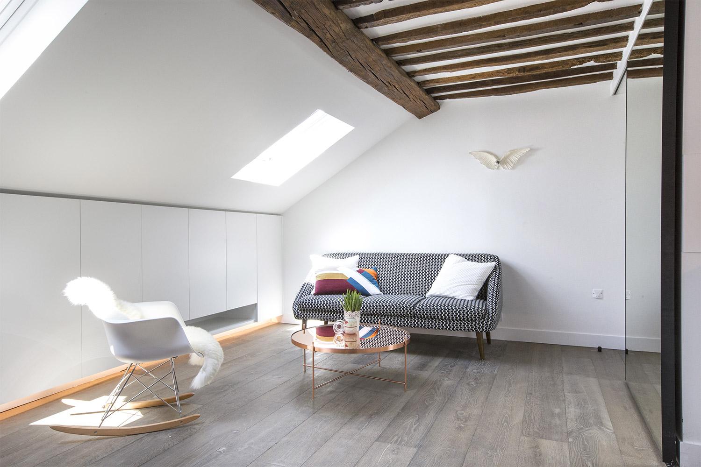 Appartement Paris rue de l'Odéon