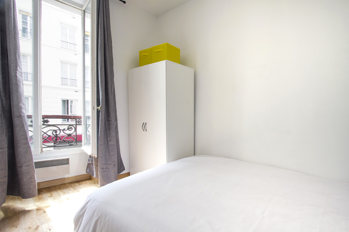 Appartement Paris Rue de la Fontaine au Roi 10