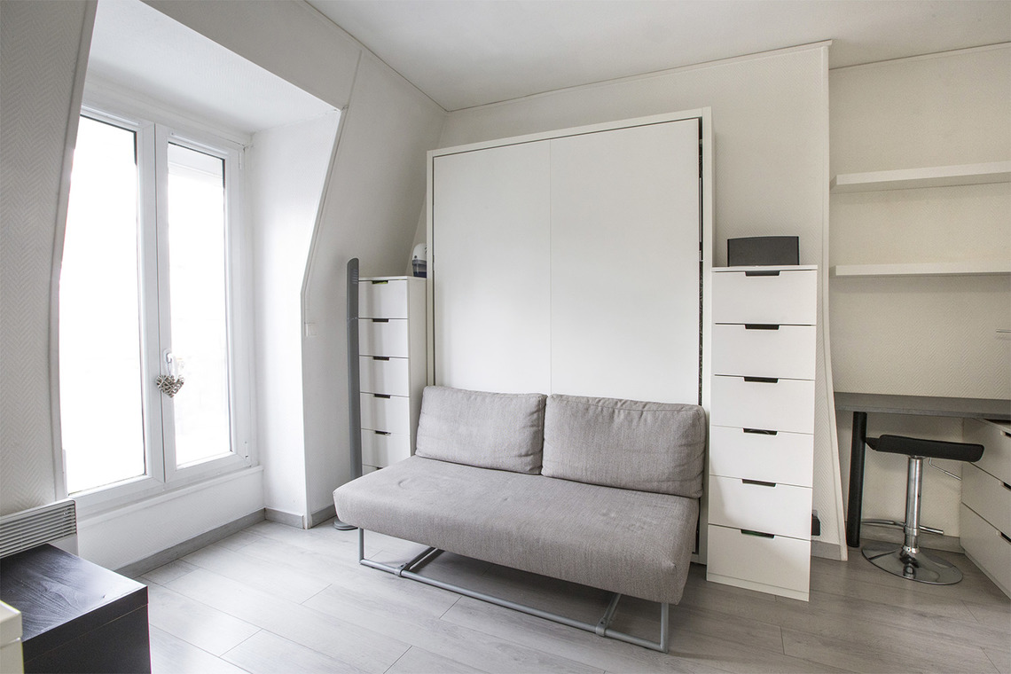 Appartement Paris Rue Lemercier 3