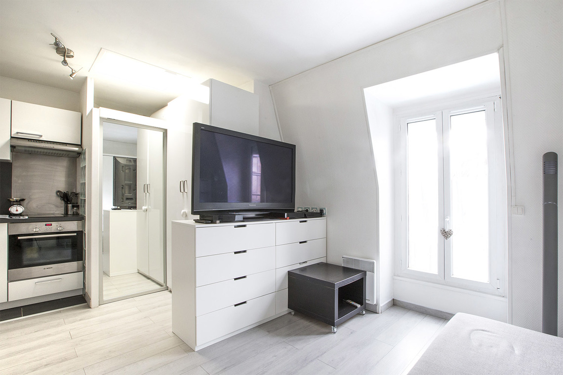 Appartement Paris Rue Lemercier 4