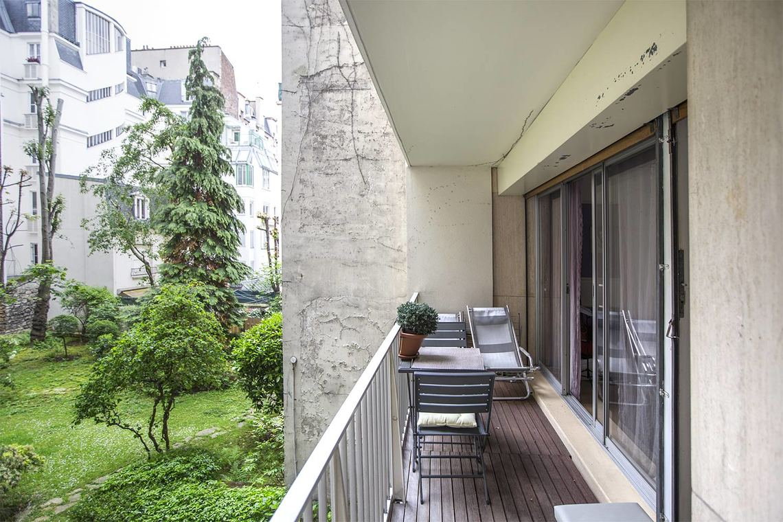 Appartement Paris Rue Nicolo 16