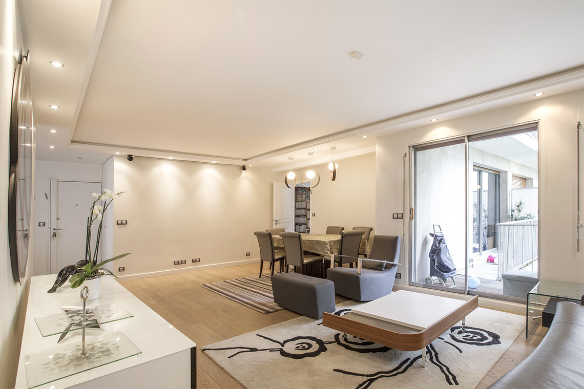 Appartement Paris Rue Nicolo 3