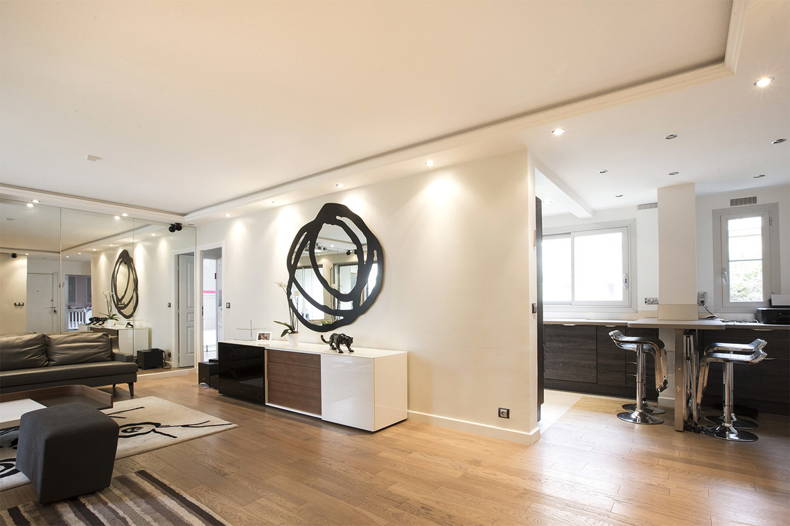 Appartement Paris Rue Nicolo 4
