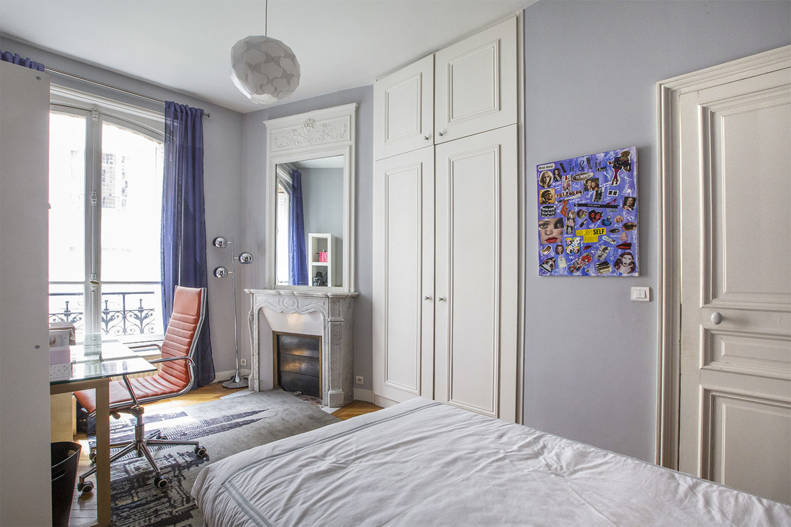 Appartement Paris Rue Spontini 17