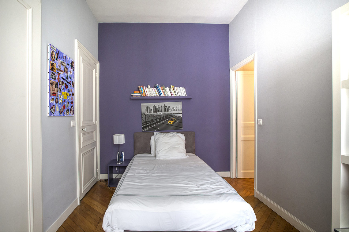 Appartement Paris Rue Spontini 16