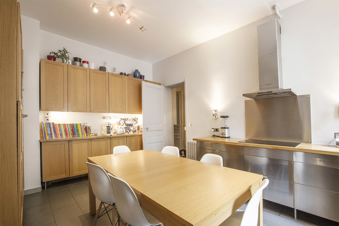 Appartement Paris Rue Spontini 9