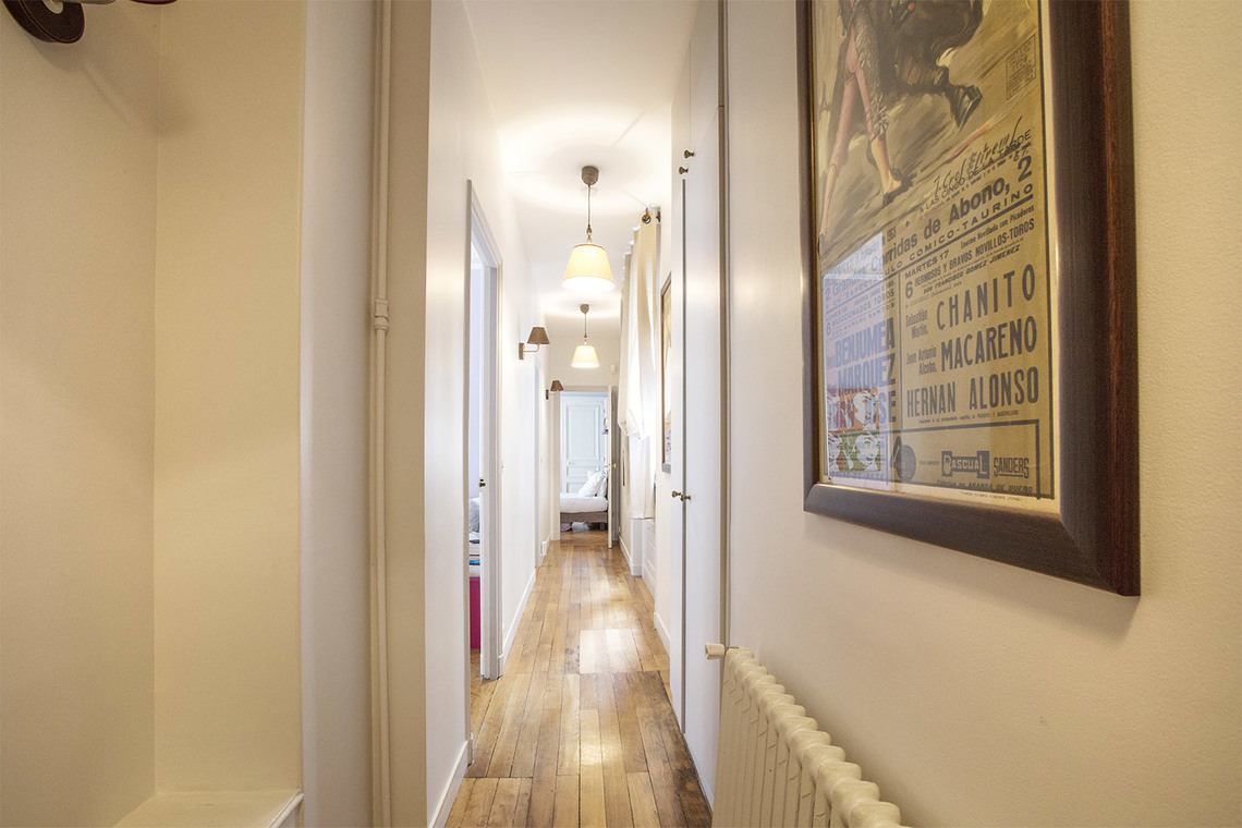 Appartement Paris Rue Spontini 10