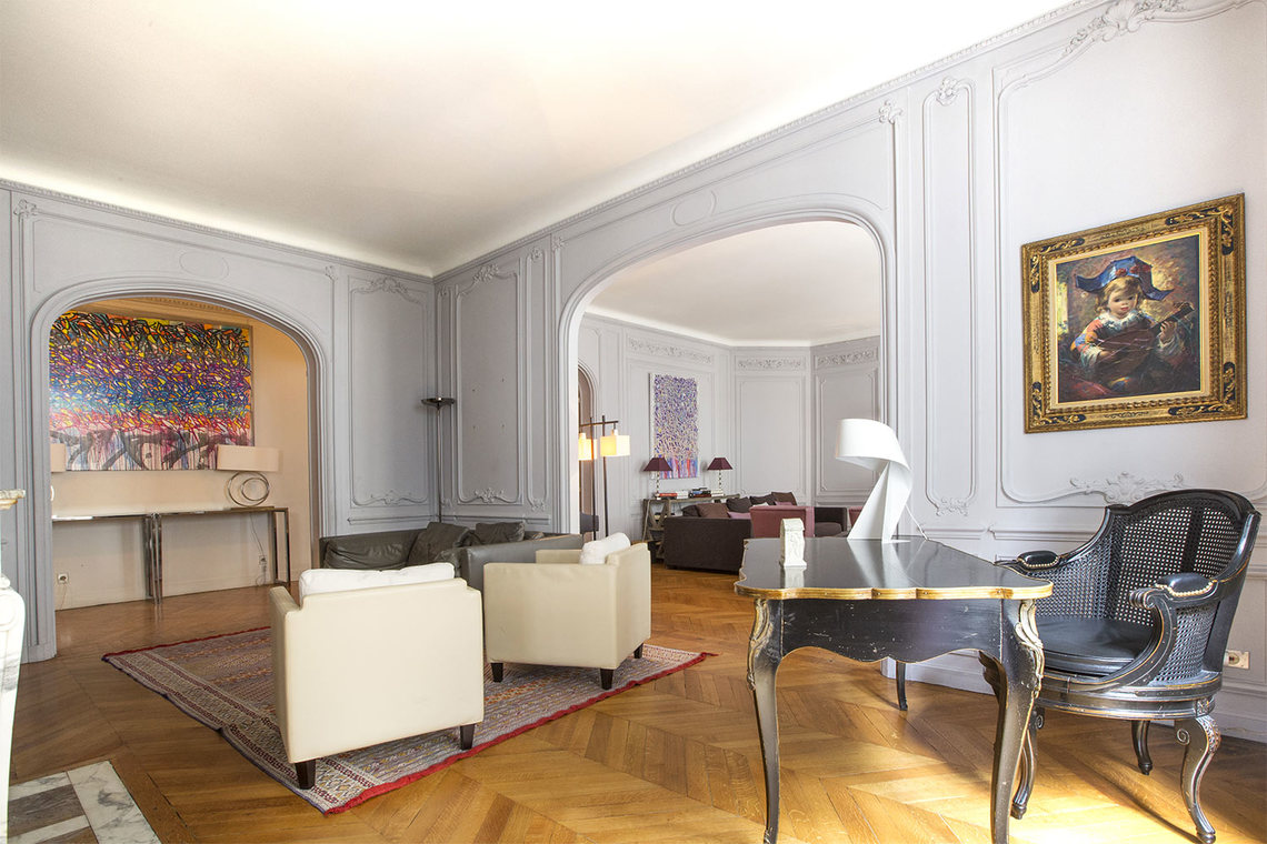Appartement Paris Rue Spontini 3