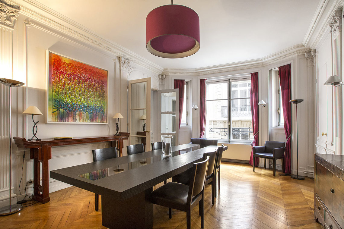 Appartement Paris Rue Spontini 6