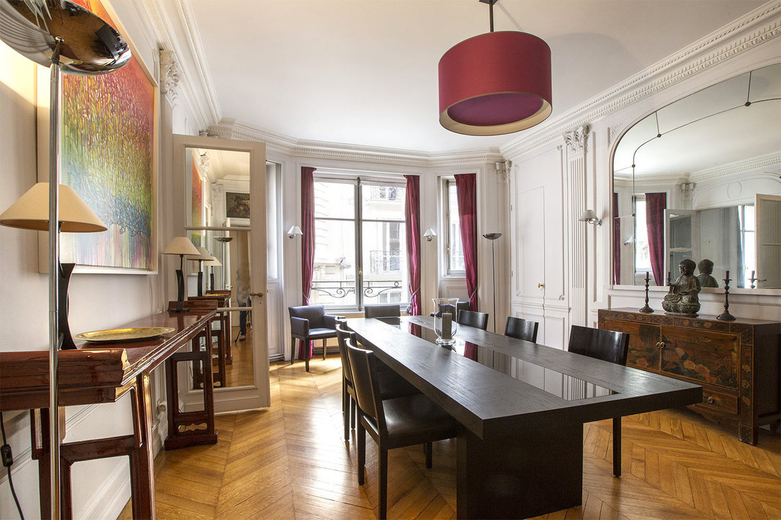 Appartement Paris Rue Spontini 7