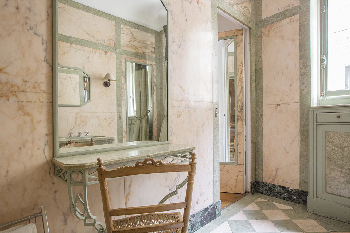 Appartement Paris Rue Spontini 14