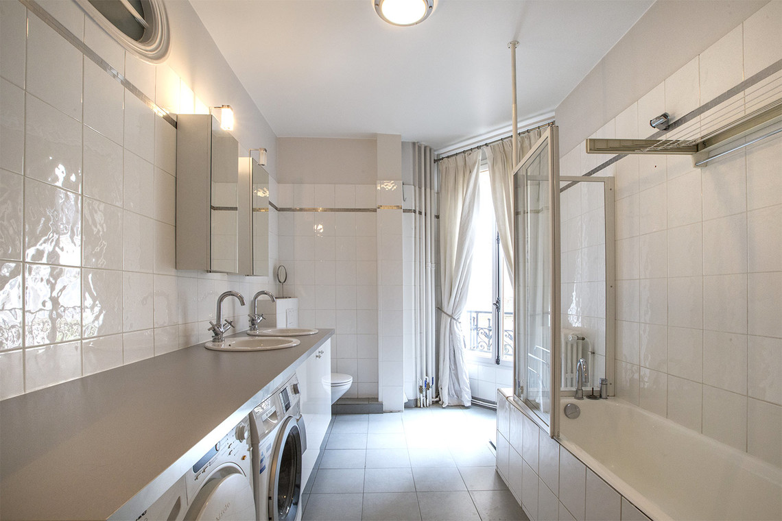 Appartement Paris Rue Spontini 18
