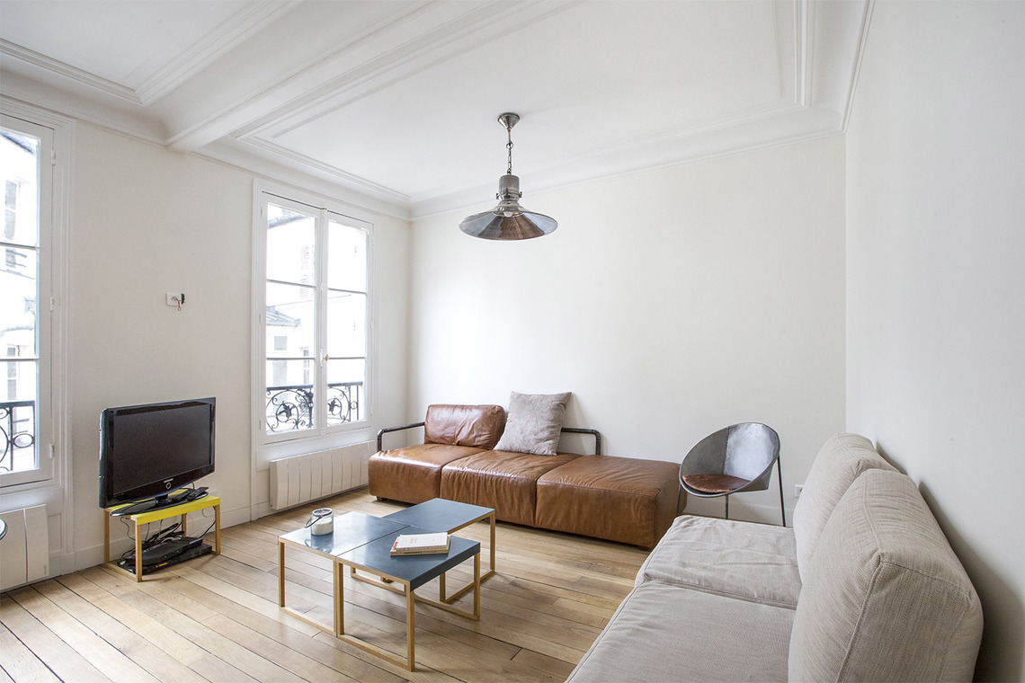 Paris Rue Albert Thomas Apartment for rent