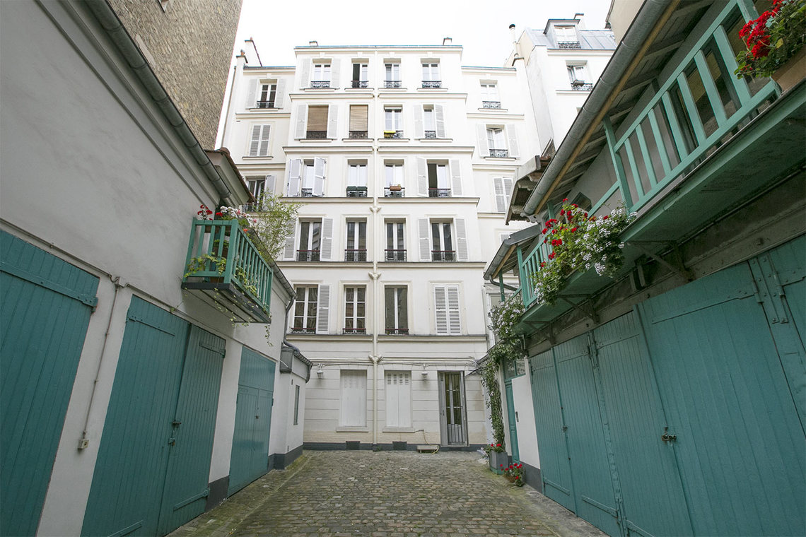 Apartment Paris Rue de Vaugirard 15