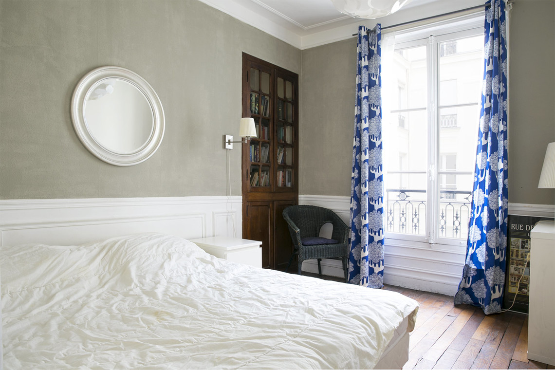 Apartment Paris Rue des Rosiers 4