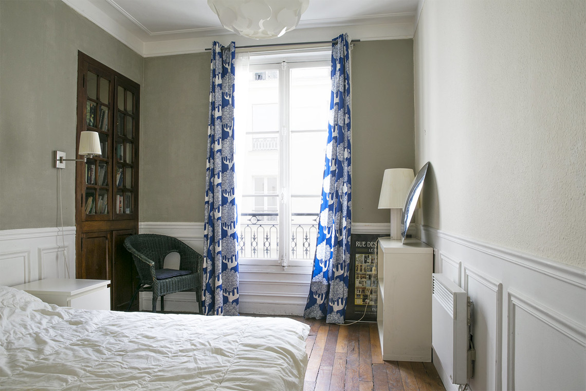 Apartment Paris Rue des Rosiers 6
