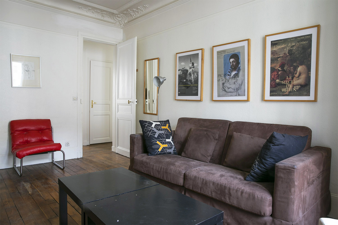 Paris Rue des Rosiers Apartment for rent