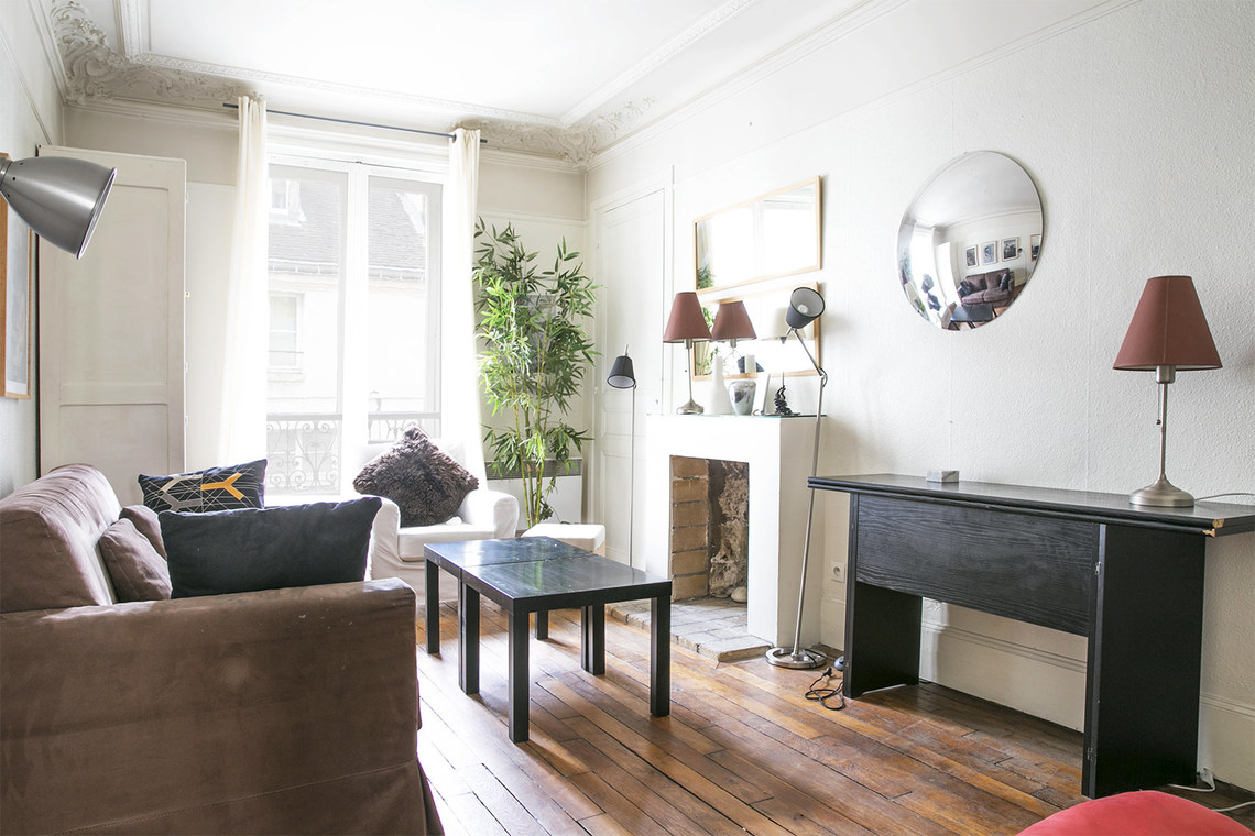 Furnished apartment for rent Paris Rue des Rosiers