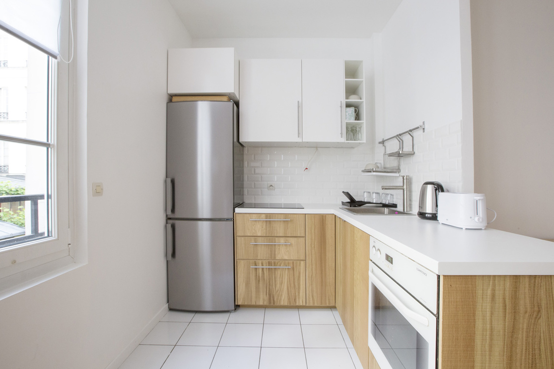 Appartement Paris Rue du Faubourg Saint Antoine  7