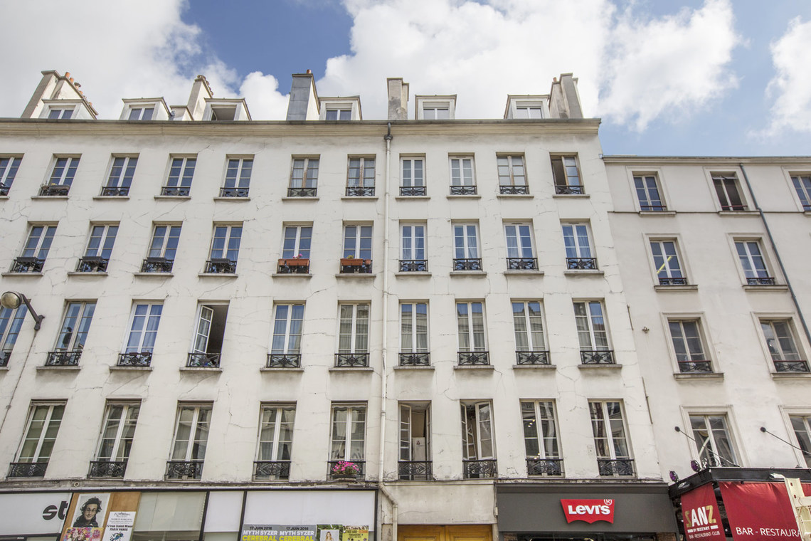 Appartement Paris Rue du Faubourg Saint Antoine  14