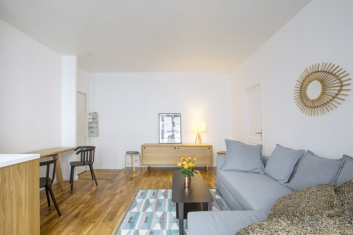 Appartement Paris Rue du Faubourg Saint Antoine  3