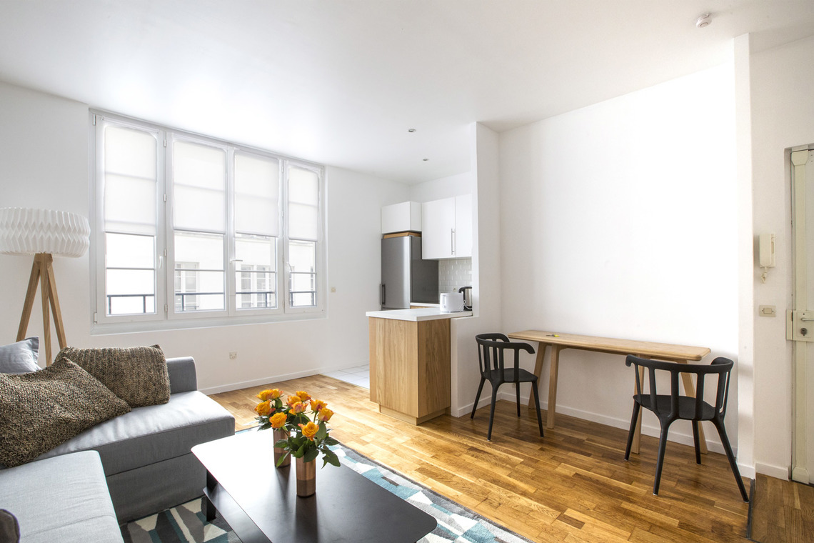 Appartement Paris Rue du Faubourg Saint Antoine  4