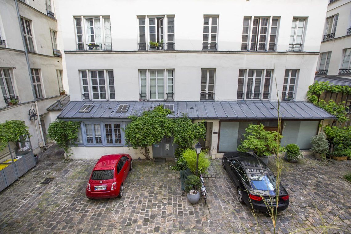 Appartement Paris Rue du Faubourg Saint Antoine  12