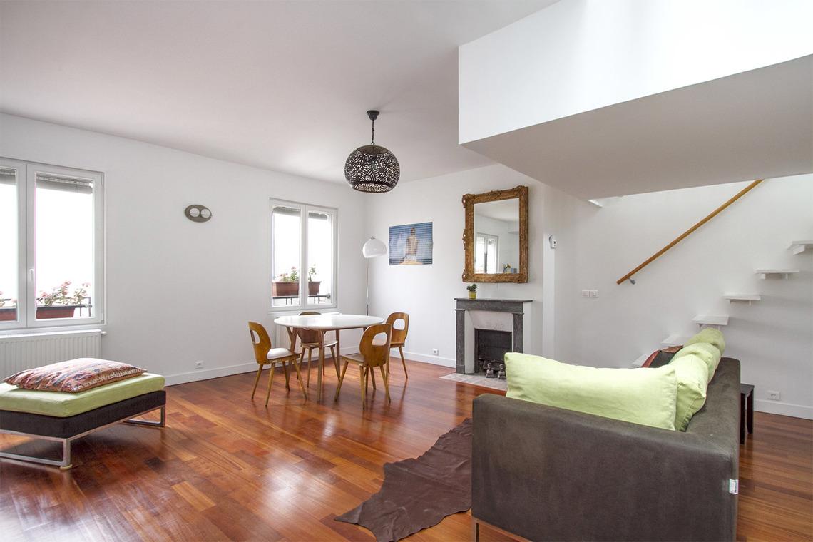 Apartment for rent Rue des Fontaines du Temple, Paris   Ref 13604