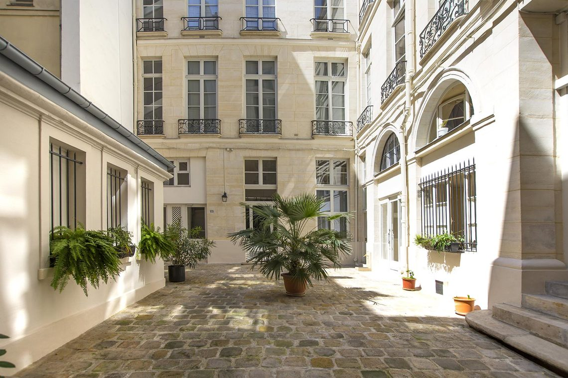 Квартира Paris Rue d'Aboukir 13
